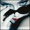 Madonna for MDG Eyewear collection