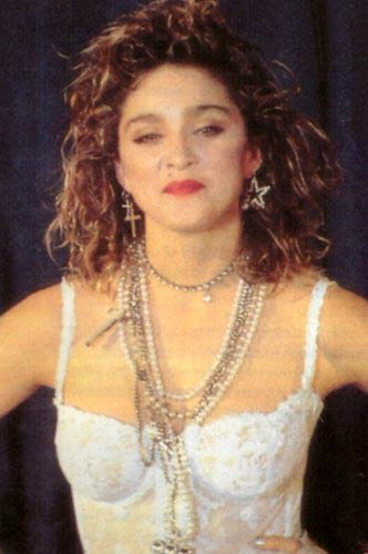 career 1984 madonna pictures amp biography like a virgin