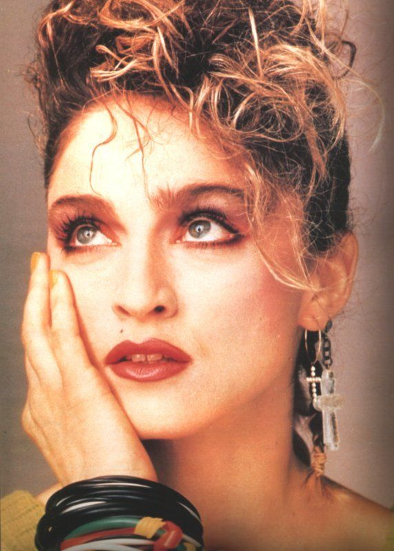 Career 1984 Madonna Pictures Biography Mad Eyes