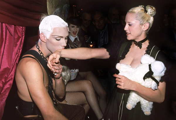 Madonna's SEX Book Party Oct. 15, 1992