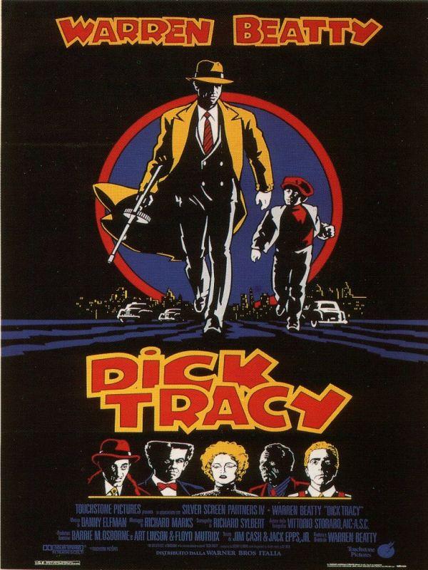 Dick Tracy - Madonna m...
