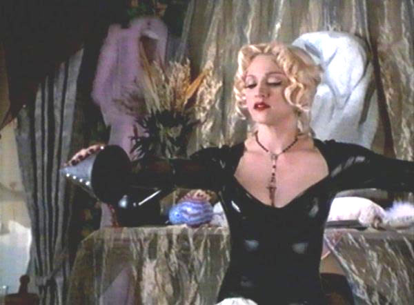 Four Rooms - Madonna movie by Allison Anders | Mad-Eyes