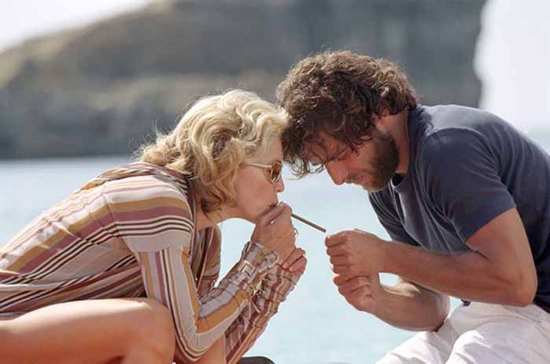 Swept Away Madonna Film By Guy Ritchie Mad Eyes