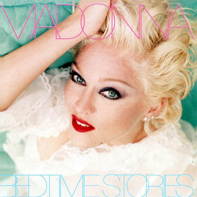 Bedtime Stories, Madonna's R&B-influenced album