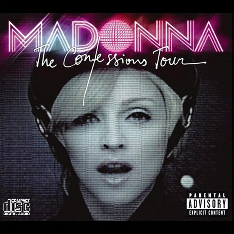 Confessions Tour, the album