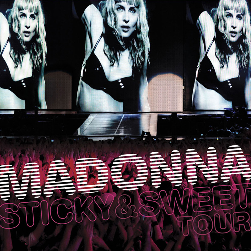 Sticky & Sweet Tour CD/DVD