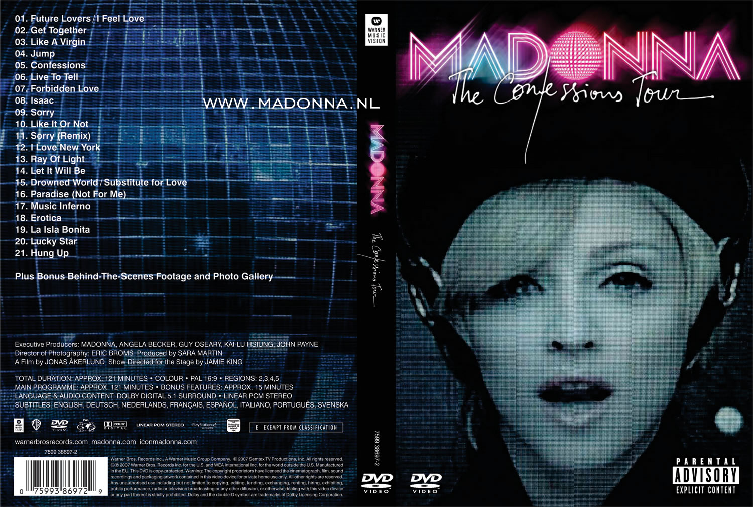 "Madonna - ""-Like a virgin""- live ""-The Confessions Tour""- HD - YouTube"