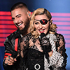 Madonna and Maluma perform 'Medellin' at the 2019 Billboard Music Awards