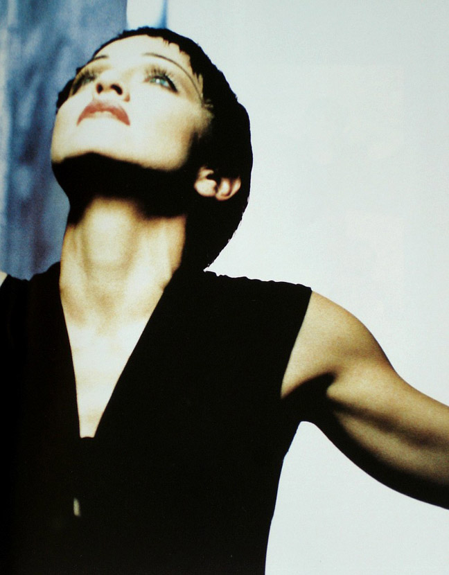 Girlie Show Tour Book Madonna Tour Program By Ritts