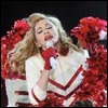 Madonna performs on her MDNA Tour