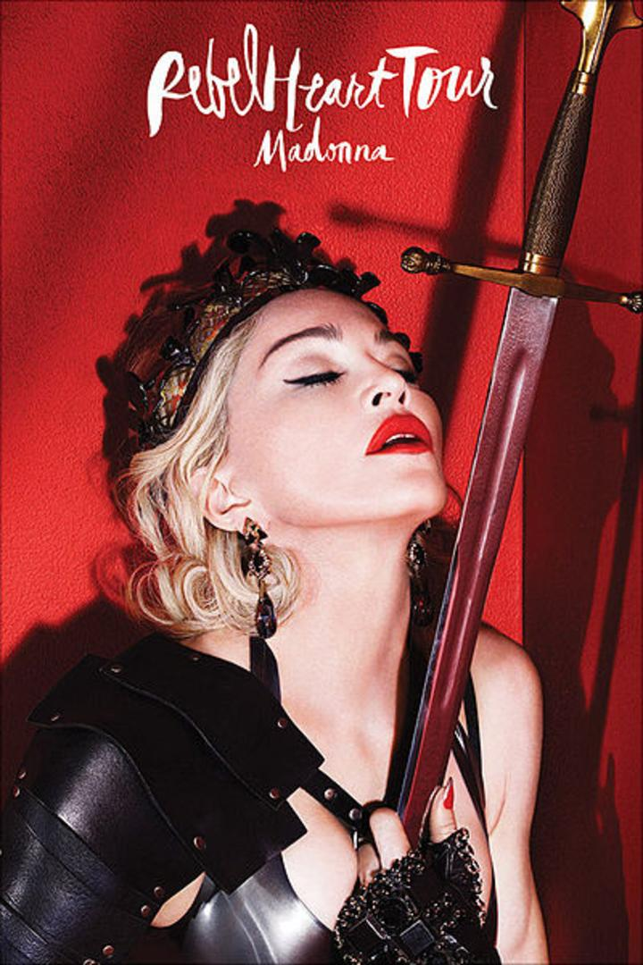 Rebel Heart Tour Setlist