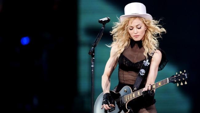 Madonna Human Nature Sticky Sweet