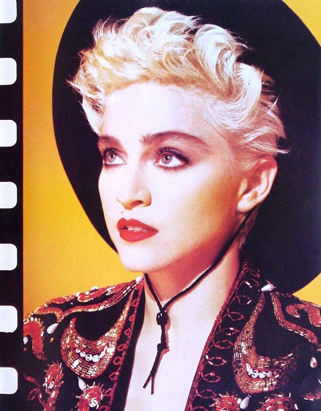 Madonna aktuelle bilder
