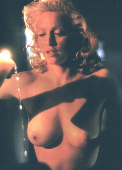 Madonna in Body Of Evidence