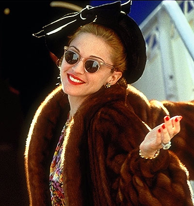 Evita Alan Parker Musical With Madonna Amp Antonio