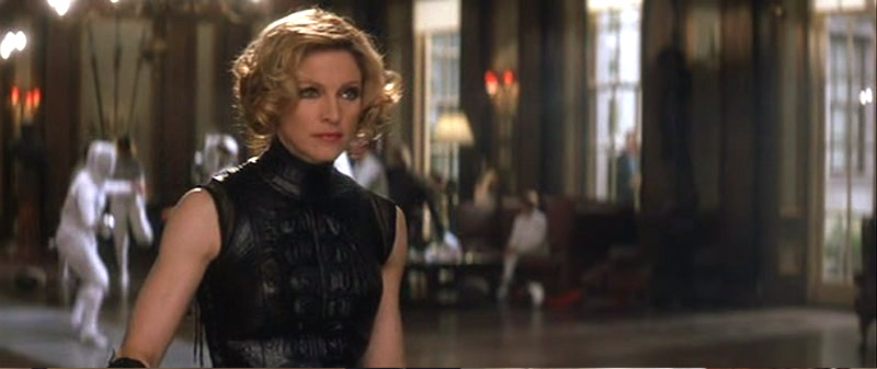 Verity in Die Another Day