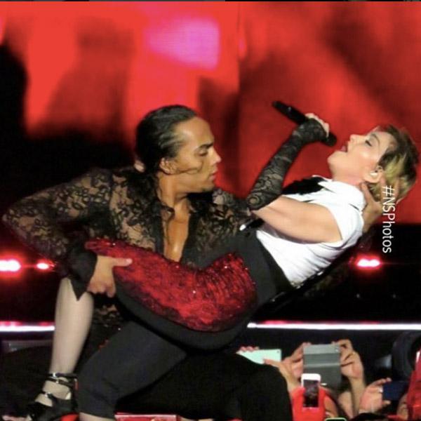 Rebel Heart Tour diary - Madonna tour updates show details